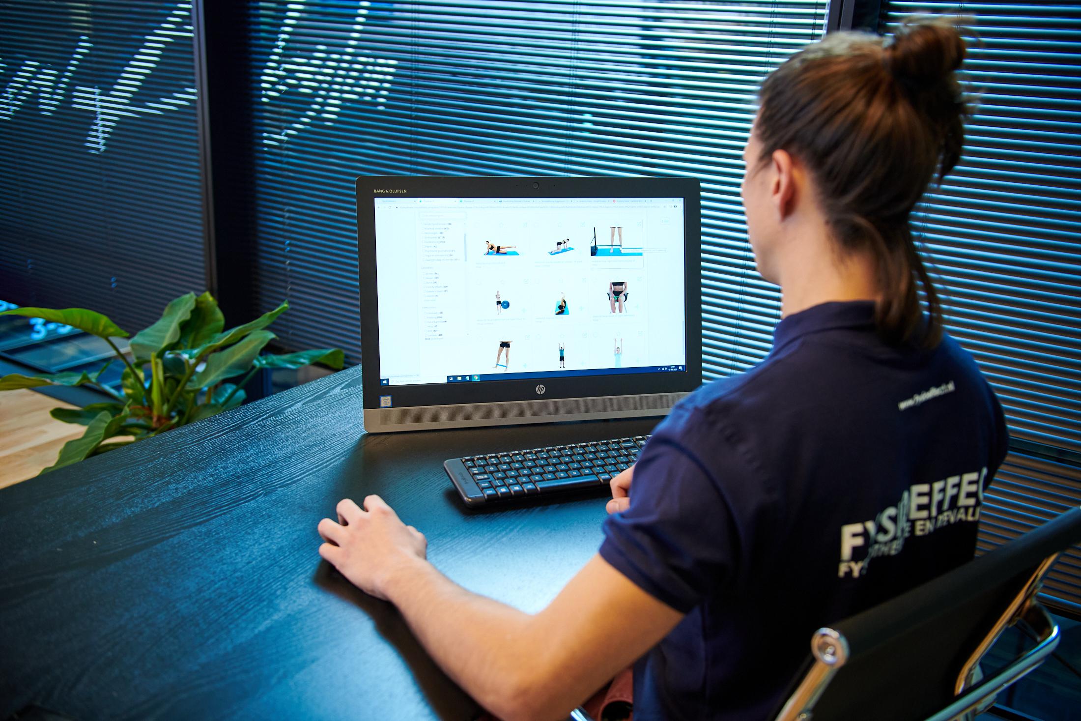online-fysiotherapie