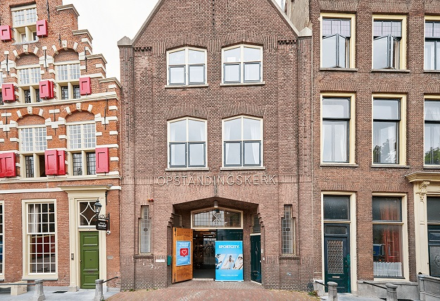 FysioEffect Leiden Centrum Steenschuur