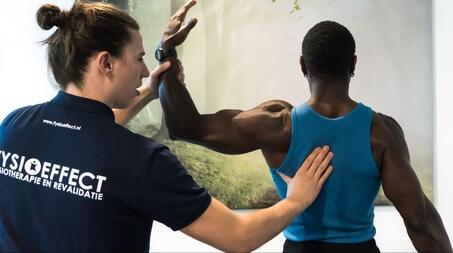 Fysiotherapie rugklachten FysioEffect