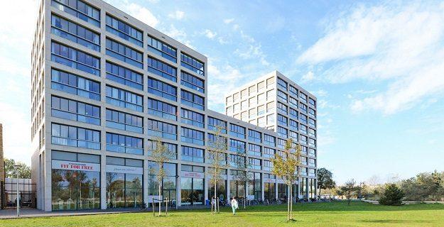 FysioEffect locatie Houtrust Scheveningen