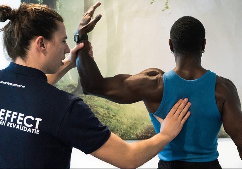 snel geholpen bij fysioeffect